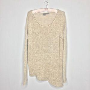 360 Sweater Long Sleeve Sweater size M